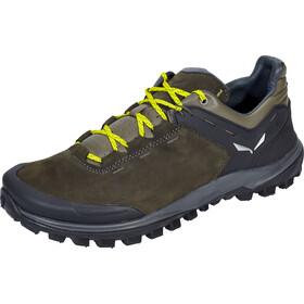 SALEWA Wander Hiker L Hiking Shoes Men black olive/bergot